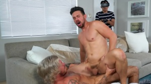don't Say A Word - Casey Jacks with Blake Ryder butt Hump
