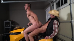 The Ranch Hand - Allen Lucas & Sean Maygers butthole bang