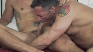 Pimp My Daddy - Jackson Reed and Dean Phoenix butt stab