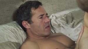 Jumping Undies - Spencer Whitman with Dean Phoenix butthole Hook up