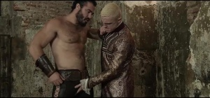 homosexual Of Thrones - Jessy Ares & JP Dubois anal Hump