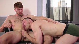 Poetic - Colby Keller & Jacob Peterson butthole dril