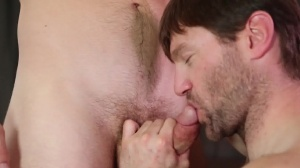 With Him - Griffin Barrows with Dennis West a bit of anal