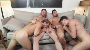 His Royal Highness - Connor Maguire & Jimmy Durano ass nail