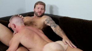 Straight guy's hooker - Colby Jansen, Scott Riley butthole dril