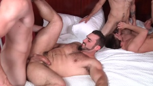 There's something About Johnny - Ty Roderick with Johnny Rapid anal Hump