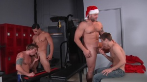XXXMas - Johnny Rapid with Colby Jansen butthole Hump