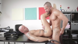 Privileged Information - Aymeric Deville with Craig Farell anal Love