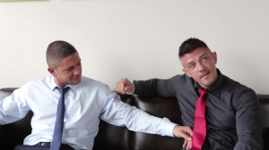 Job Interview - Dato Foland anal dril