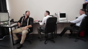 Fooling The Newbie - Jessy Ares and Donato Reyes ass Love