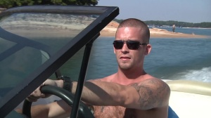 Boat Safety - Caleb Colton, Jack King anal Hook up