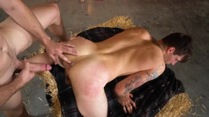 raunchy Nightmares - Pierce Paris and Buck Richards attractive Scene