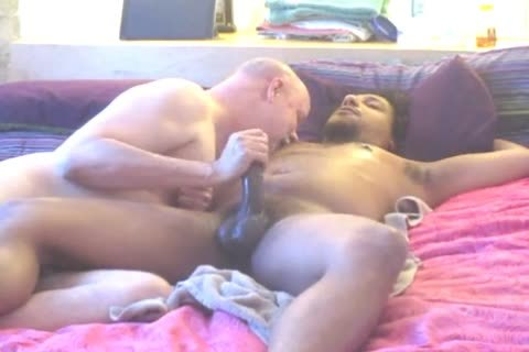 Major Nips, Pits, giving a kiss, Stroking, engulfing gets My Bud Off