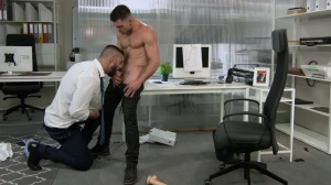 Defiance - Paddy O'Brian & Victor D'Angelo butthole poke