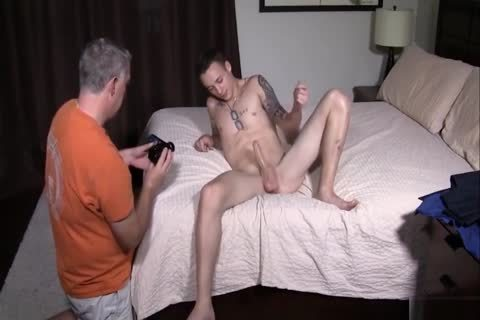 Daddy Breeds slutty twink With sexy Little ass