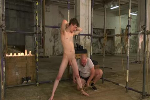 Nubile Alex Faux Wanked Off Until Cumming By master
