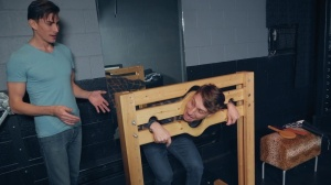Step Daddy's Basement - - Tristan Jaxx with Paul Canon butthole Hump