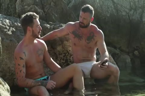 bareback  - raw Recruits - Josh Rider & Sergeant Miles