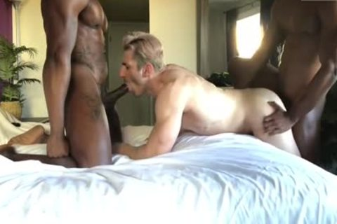 Max Konnor & Liam plowing Sir Jet in nature's garb