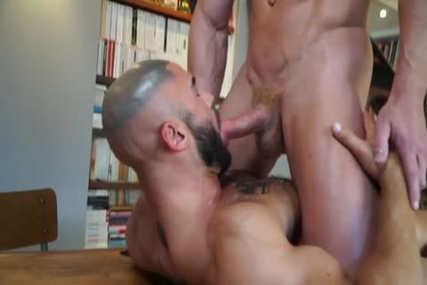 bareback homosexuals loves To poke hardcore In The arse