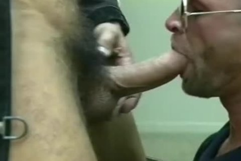 supple Fireman receives His filthy anus Stretched