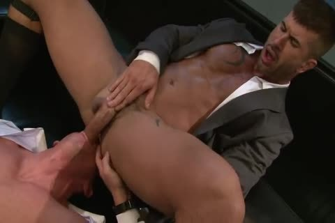 Adam Killian Takes Off His Suit To plow A Hunk.mp4