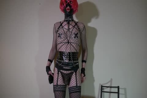 Dumb Sissy waiting For Her Alpha Male To Come