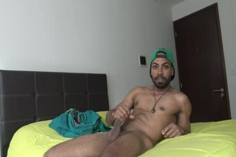 Straight Latino Filmmaker acquires His butthole Rammed On Camera