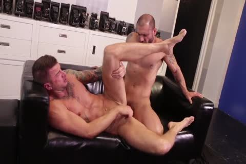 Pedro Andreas And Dolf Dietrich Does It ALL The Way