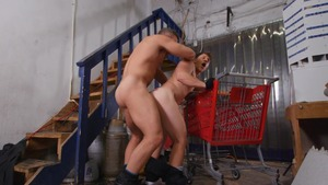 Patted Down Hard: raw - Alex Mecum American Hump