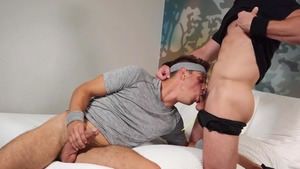 Balls To The Ball - Michael DelRay with Michael Boston anal Nail