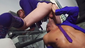 ASSisting The CEO - Manuel Skye with Thyle Knoxx butthole pound