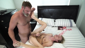 Family Dick - Skylar Hill butt fucking