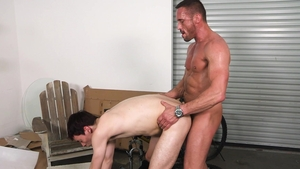 Family Dick: Loud sex with Christian Anderson and Myles Landon