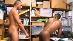 YoungPerps: Mike Maverick & Miller Axton teasing in the store
