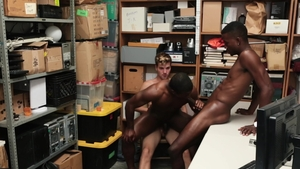 Young Perps: Buddy Wild punishment porn