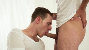 MissionaryBoys - Young President Oaks and Elder Boon in shower