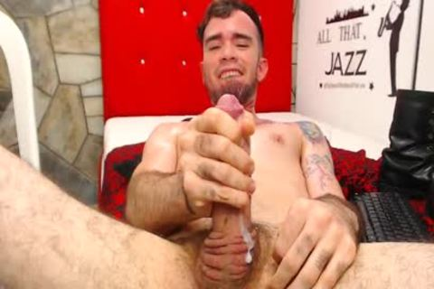 Steven Pier On Flirt4Free - Tatted Hispanic babe With A gigantic fucking cock