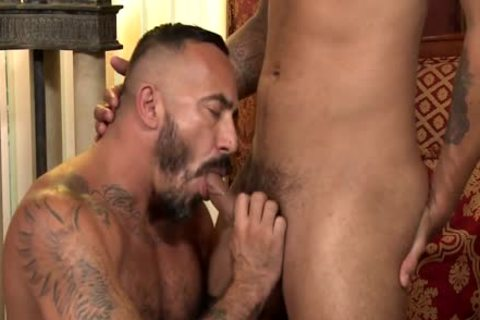 Alessio Romero And Rikk York (HH P4)