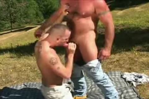 Hiry Bar And Cub Mating In juicy Nature