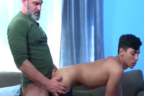 Latin Exchange Student acquires fucked Hard By Daddy