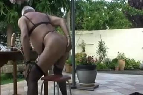 Nudansboue daddy Sissy Outdoor Exhibitionist Collection