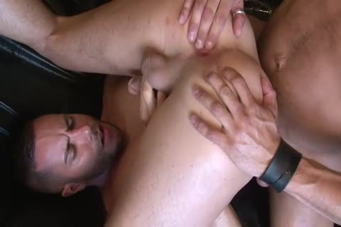 RJ Alexander And Derrick Hanson Scene From piss And Boots