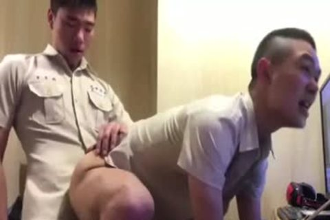 Two handsome Taiwanese Have Sex