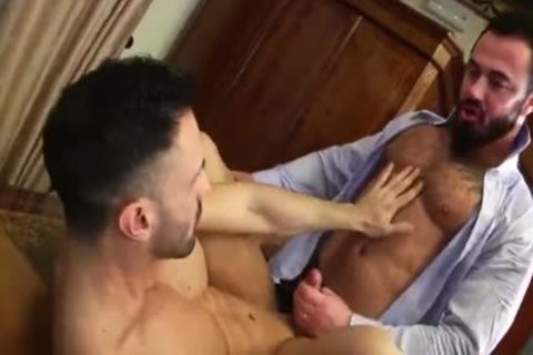 gay Sex : Jessy Ares, Please Dont Be Late! (sperm drum)