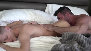 IconMale - Hard pounding with Austin Chapman and Billy Santoro