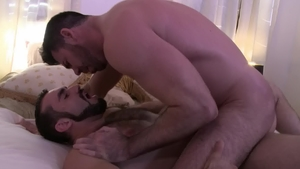 IconMale.com: Muscle Billy Santoro blowjob cum anal