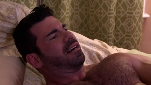 IconMale - Hairy DILF Billy Santoro reality rimjob in HD
