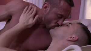 Icon Male - Muscled huge cock Josh Stone blowjob cum