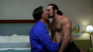IconMale.com - Hairy Jaxton Wheeler expose nice big dick